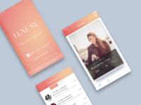 Luxe St. - Hyperlocal consignment shopping app