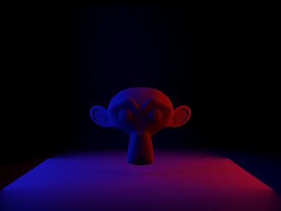 Estoy aprendiendo 3D blender3d illumination 3d art