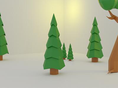 ilustración 3D 3d blender3d illumination 3dblender 3d art