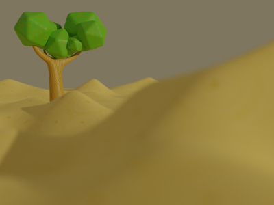 tree in the tree blender3dart blender3d 3d 3dblender 3d art