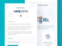 Cardconnect Email Design