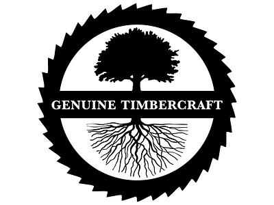 Genuine Timbercraft Actual Brand logo