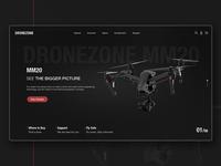 Dronezone UI Design