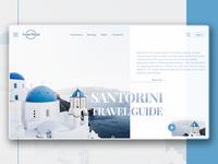 Travel Planet Concept Design