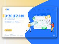 Task Manager Concept Ui Design