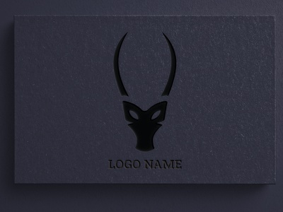 Deer Logo beauty animal logo 2021 logo art illustration new design logo 2021 illustrator