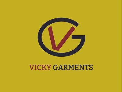 V Garment shop logo lattering lettermark latter logo letterlogo branding beauty vector best logo 2021 logo new design logo 2021 illustrator clothingshop clothingbrand garmentshop