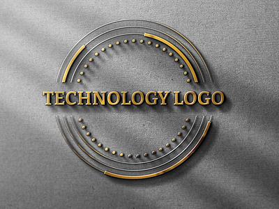 Technology Logo texture beauty vector art abstract logo new design 2021 logo best logo abstract logo bestlogo newlogo technologylogo techlogo