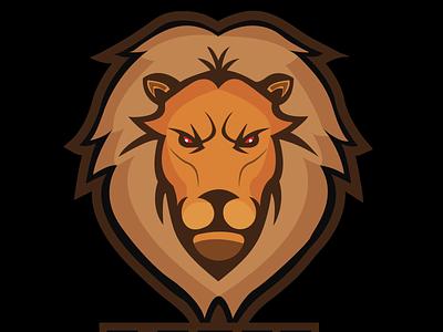 Lion Mascot Logo lions vector art lion king lion head lion logo mascot lion best logo 2021 new design logo illustrator lion mascot
