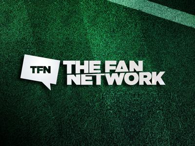 Tfn Dribble logo football youtube screenpop grass tv