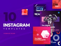 Instagram banners