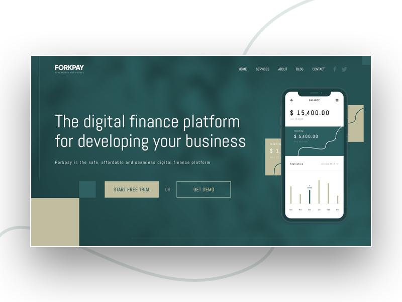 Finance platform ps app apps application detail new section platform app finance hero