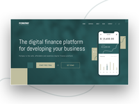 Finance platform