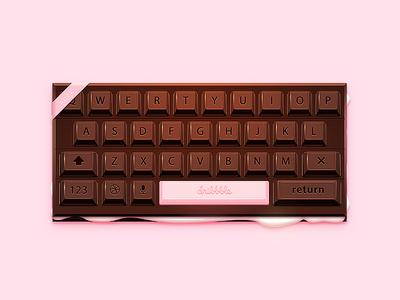 DIY Chocolate of the Valentine's Day