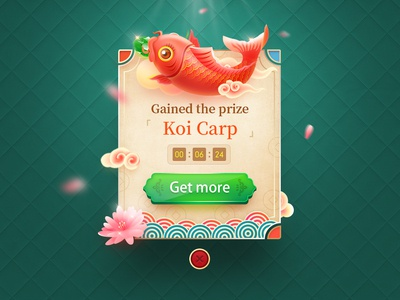 Activities cover about Koi Carp