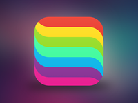 Instants App iOS 7 Icon