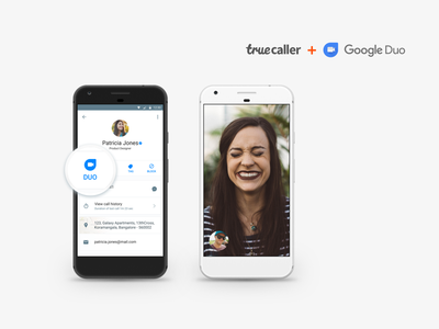 Truecaller & Google Duo Partnership