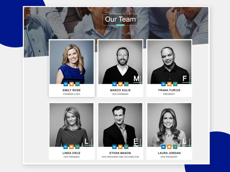 Corporate - Teams Box website dailyui branding app interface clean team work teams teamwork team design creative ravidelixan