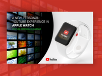 YouTube Redesign - Apple Watch