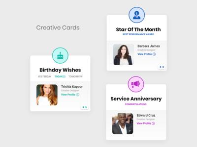 Creative Card work redesign new focused creative  design card design cardboard card ux interface trending clean ui dailyui app landing website design ravidelixan creative