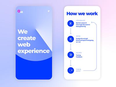 ogg design web design mobile ux ui