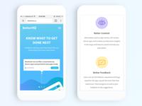 Responsive Website / Landing Page - BetterHQ