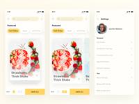Food App / Restaurant App