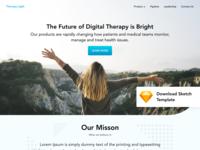 Website / Landing Page Template