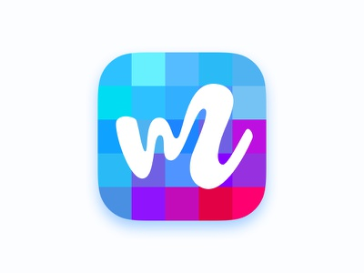 Mobile iCon music sketch ios9 ios icon branding flat dailyui clean app