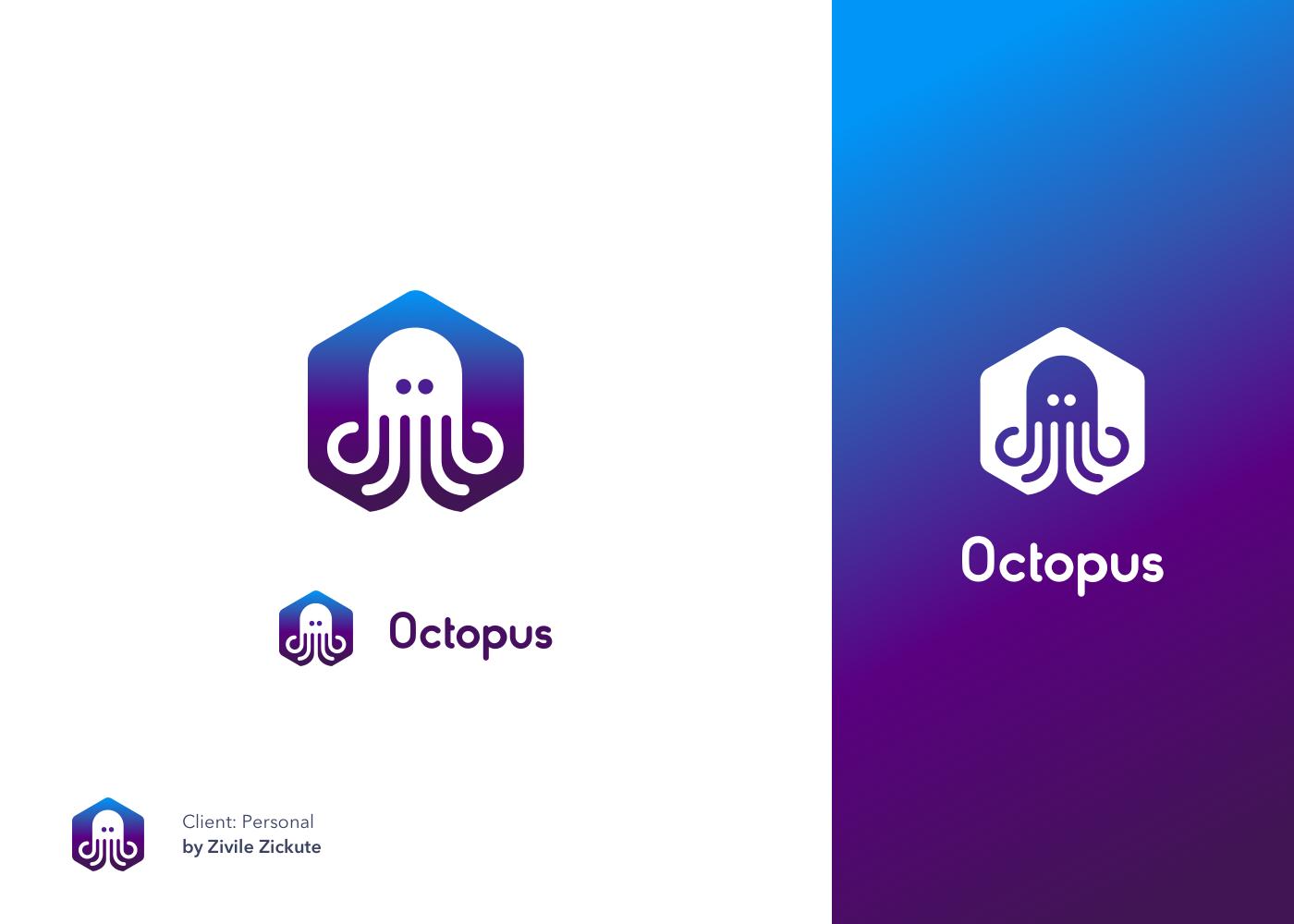 Octopus behance