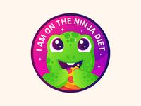Ninja Diet 🍕🐢