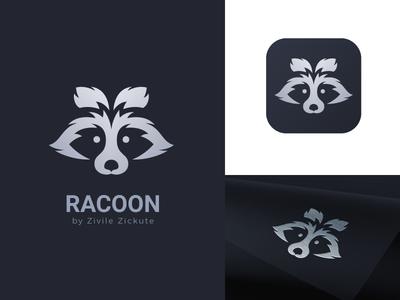 Racoon Logo Design