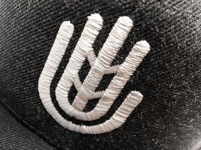 Fifth Street Brewpub Logo Hat brewery beer mark logo hat