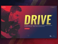 Drive Dribbble Feature