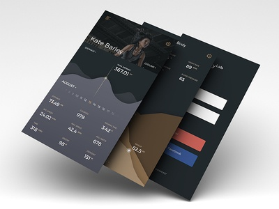 BodyLab — Fitness Tracking App