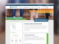 University of Calgary Students' Union - Interior Page