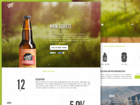 Alley Kat Brewing Co - Single Beer Page