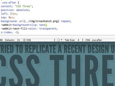 :after Background-Clip rebound after css3 webkit