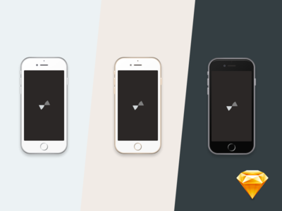 Freebie: Tiny iPhone 6 & 6 Plus