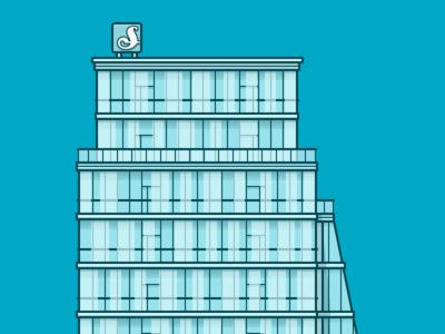 Stockholm Building no. 1