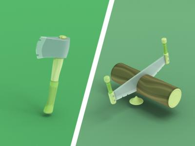 Lumber Toys 🌲🤗