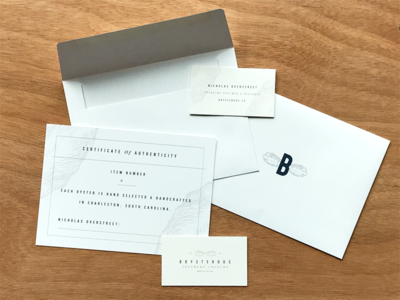 Print Collateral for Boysterous