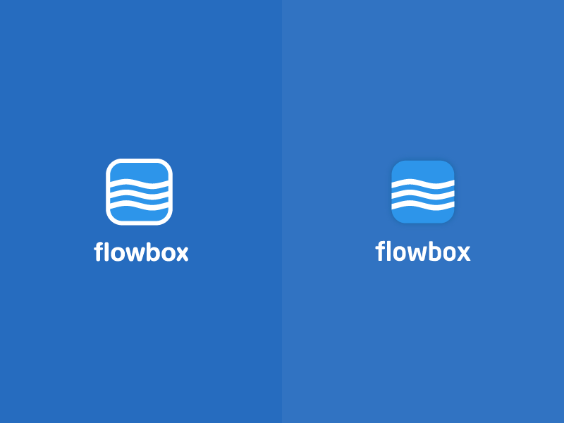 Just horsin' around with flowbox brand style identity logo mark ideas bacon