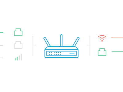 Exploring network diagrams in our product UI network networking ux ui product