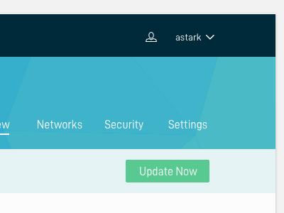 Update me cta update platform network networking ux ui product