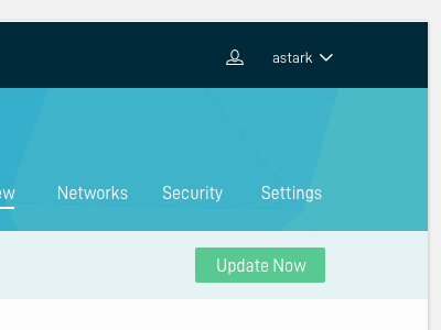 Update me cta update platform network networking ux ui product