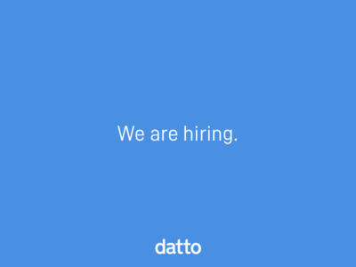 We are hiring Product Designers!
