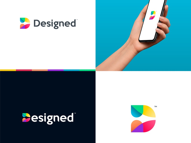 Designed.org Branding Coming Together! icon typography vector branding mark logo design identity brand