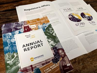 Annual Report - Concept 2