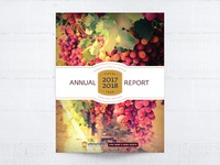 PLCB Annual Report - Final Cover Concept